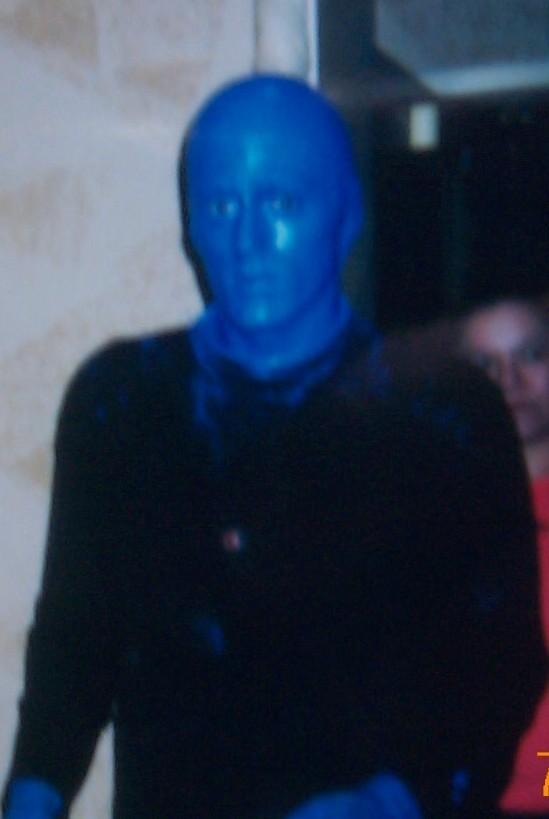 blue man group drumbone instructions